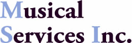 Musical Services Inc